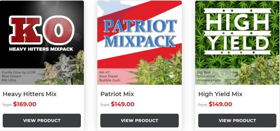 ILGM Mix Packs